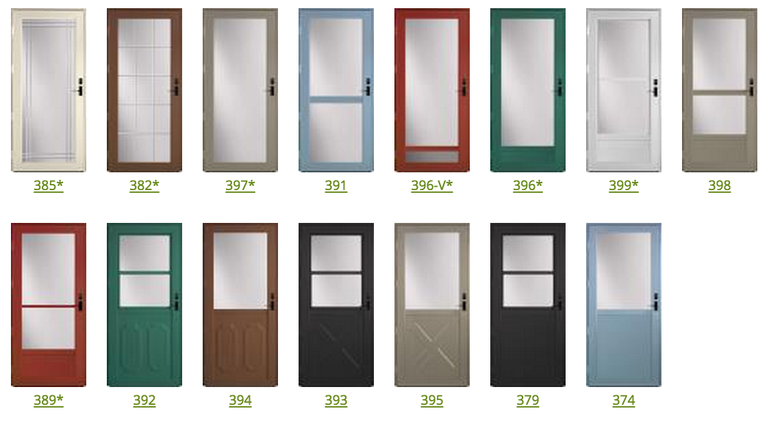 Awesome Storm Doors From Capitol Window And Doors! So Good, We Have Them On Our  Home!