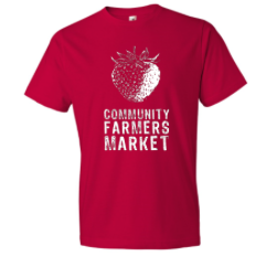 Community Farmers Market Youth and Adult Shirts