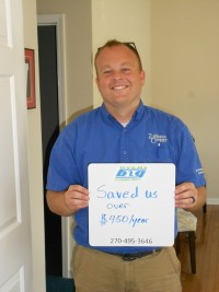 Thank you to Jason & Stephanie for choosing Byers Insurance Group and Erie to protect their Home, Auto and Umbrella needs! They saved them over $450/year!