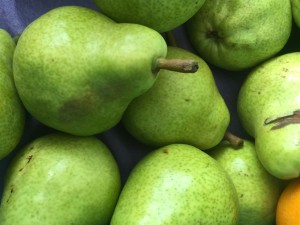 The Beet Box Bartlett Pears are great and worth ordering. We ordered multiples.