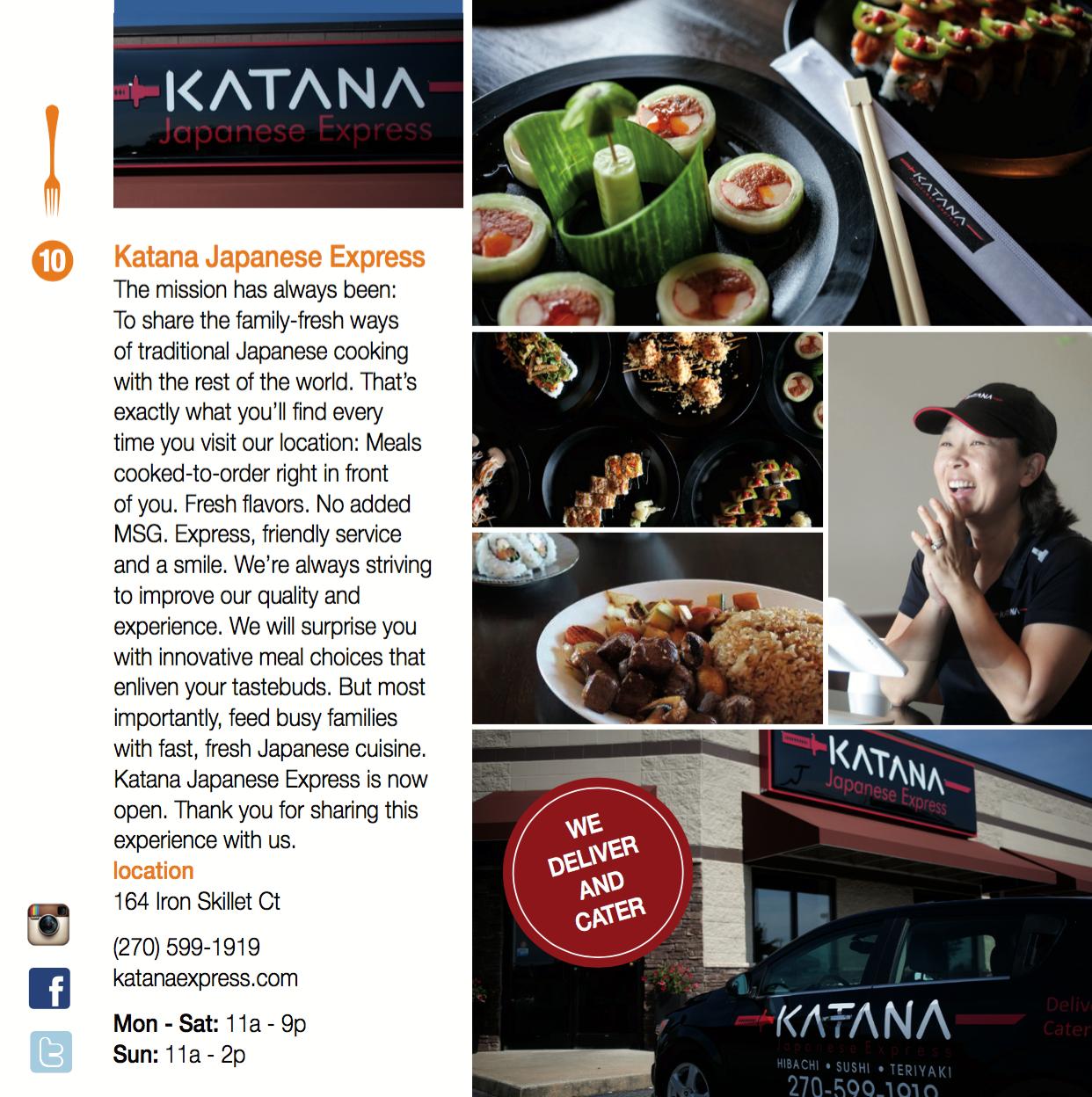 Katana Japanese Express