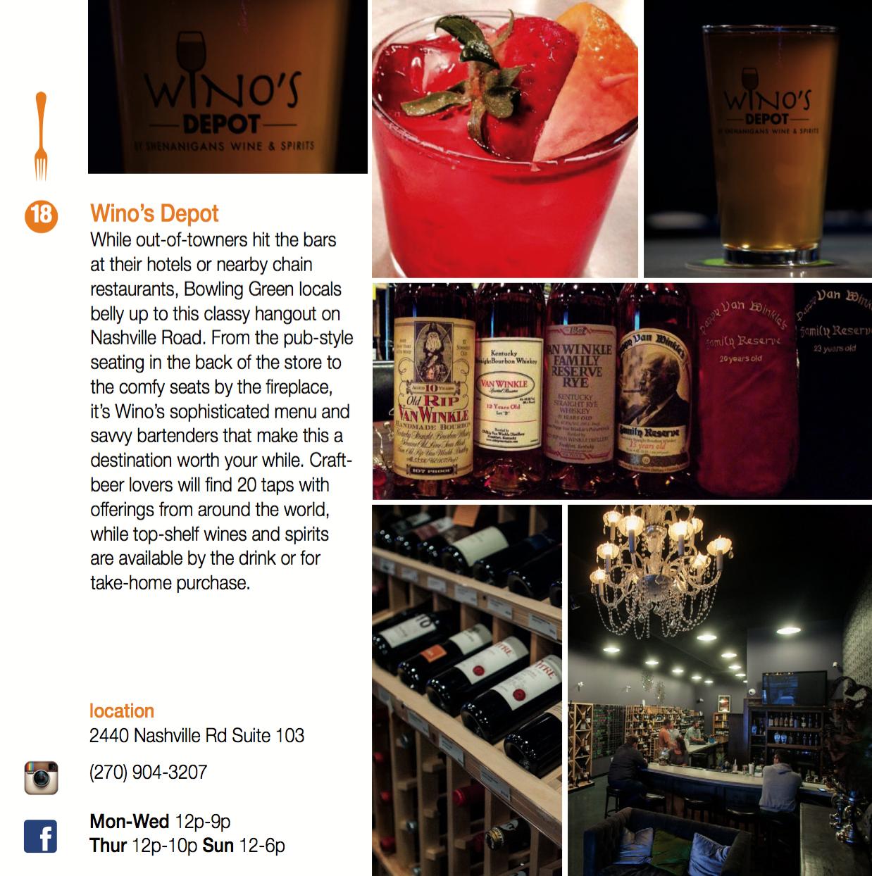 Wino's Depot