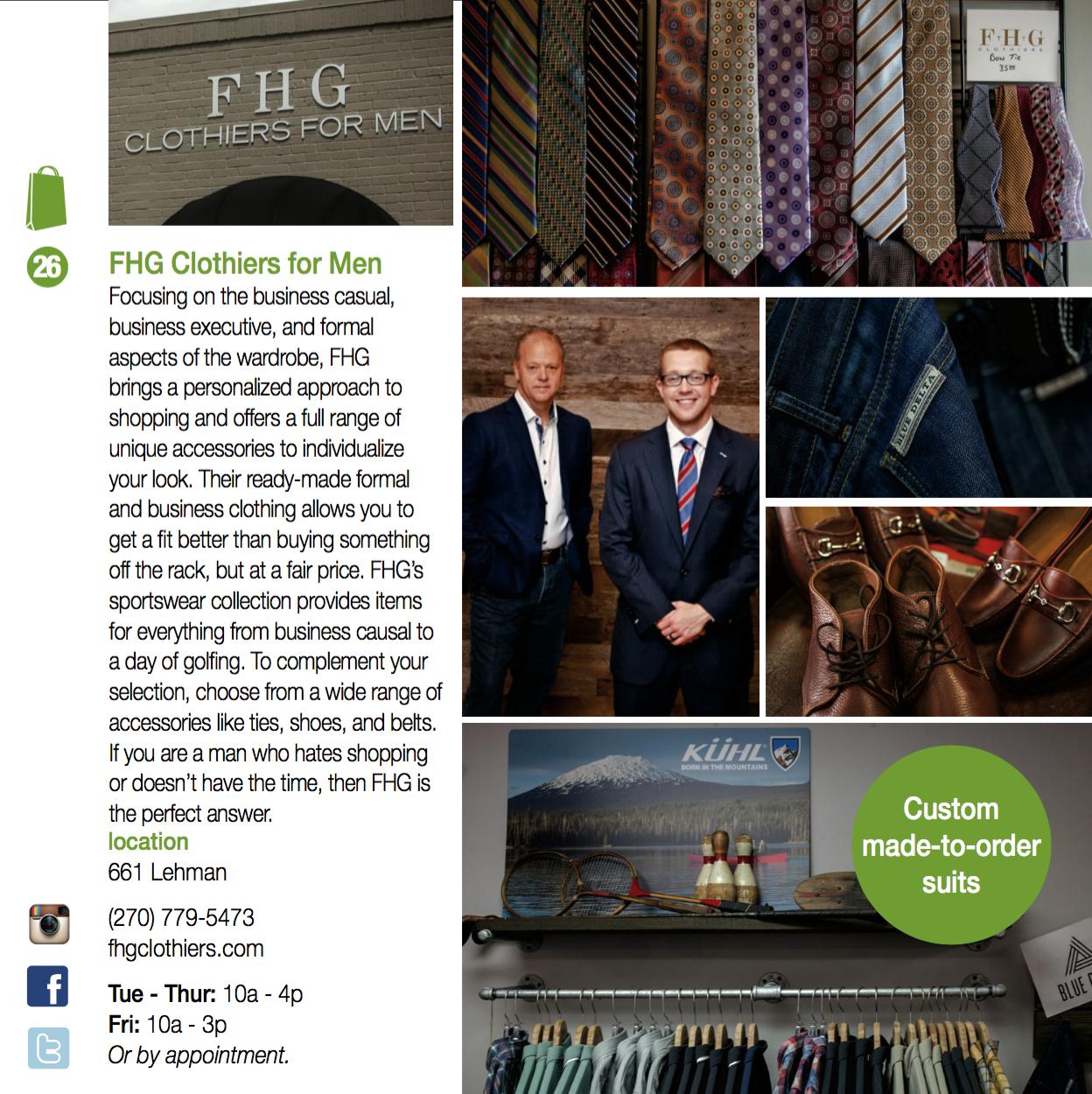 FHG Clothiers