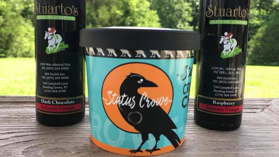 The Perfect Pairing Party With Stuarto 39 S Olive Oil Company Bowling Green And The Status Crowe