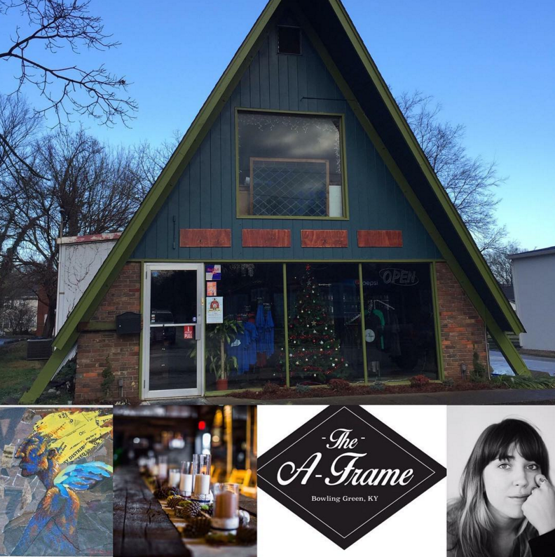 The A-Frame Archives - Buy Local Bowling Green